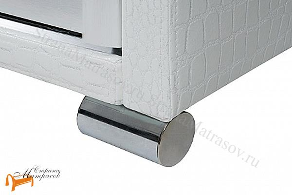 Орматек Шкаф 2-х дверный купе Orma Soft 2 (экокожа, ткань, зеркало) (глубина 600мм)