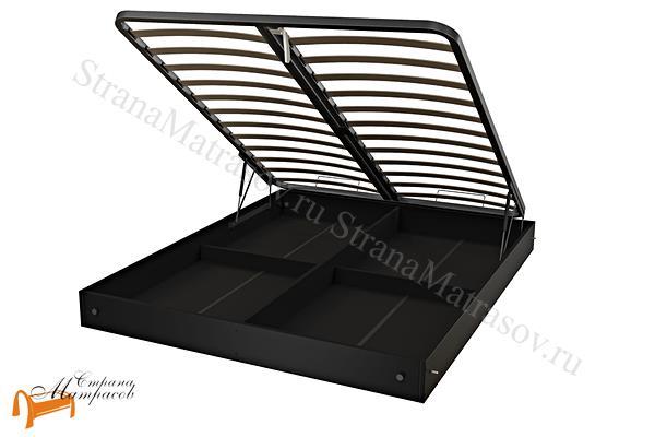Орматек Основание для кровати короб с подъемным механизмом высота 20см , лдсп, белый, черный, венги, ясень шимо, бук