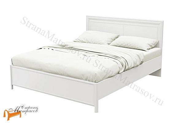 Орматек Кровать Elis , кровать орматек, ЛДСП , ясень шимо, , венге, кровать без основания