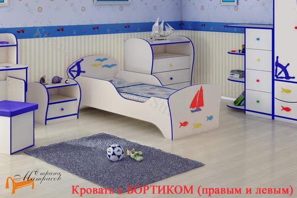 Орматек  Угловой терминал Соната Kids (глубина 580 мм)