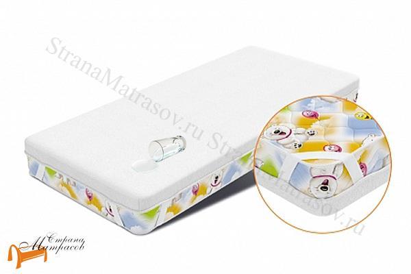 Орматек Наматрасник влагонепроницаемый Kids Plush - чехол , для малышей, детям, на детский матрас, не пропускает влагу