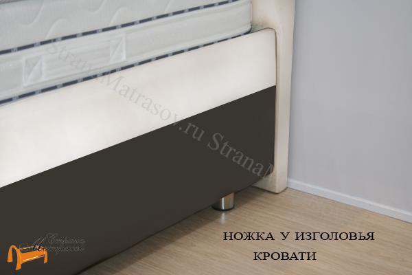 Райтон Кровать Life Box 2 с подъемным механизмом , экокожа люкс