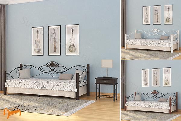 Орматек - детская кровать Орматек (подростковая) Garda 2R - софа с основанием