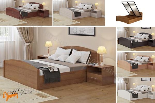 Орматек - детская кровать Орматек (подростковая)  Аккорд  с подъемным механизмом