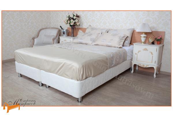 Орматек Основание для кровати Motel Home для гостиниц и пансионатов (для дома) с ножками , кровать мотел, без изголовья, для отеля