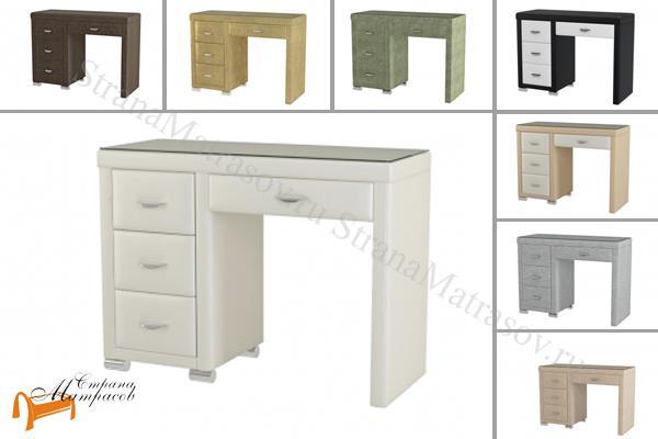 Орматек -  Орматек Туалетный стол Orma Soft 2 (4 ящика) левый
