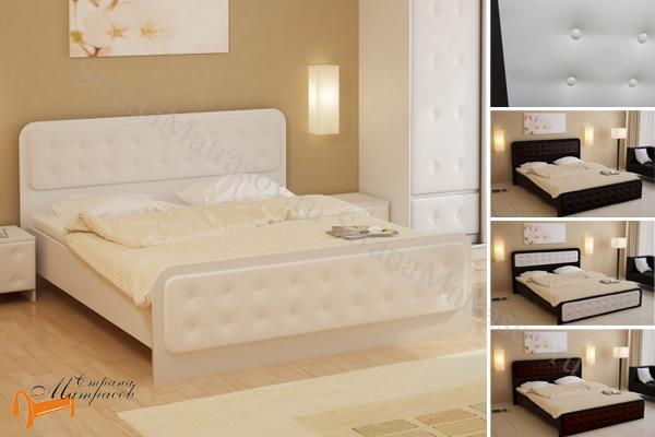 орматек кровать двуспальная неро купить в интернет магазине