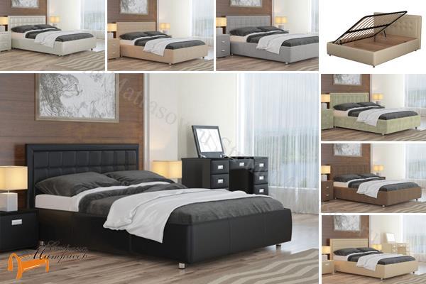 Орматек -  Орматек Кровать Como 2 с боковым подъемным механизмом (Комо 2)