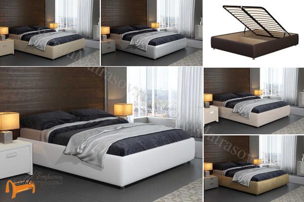 Орматек -  Орматек Кровать Como 1 Base с подъемным механизмом (Комо 1 Бэйс )