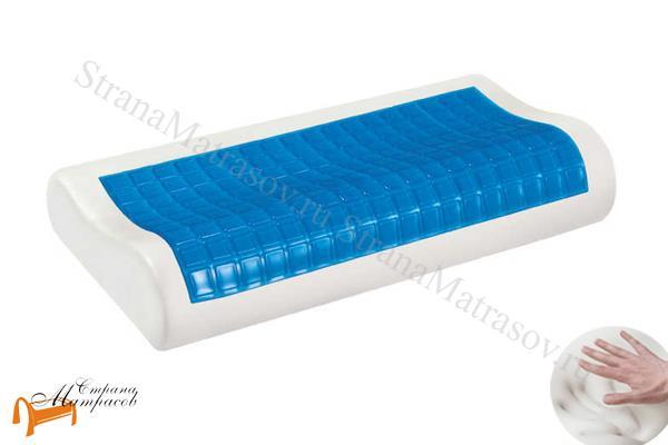 Орматек Подушка Aqua Prim 36 х 61см , техногель, аква прим