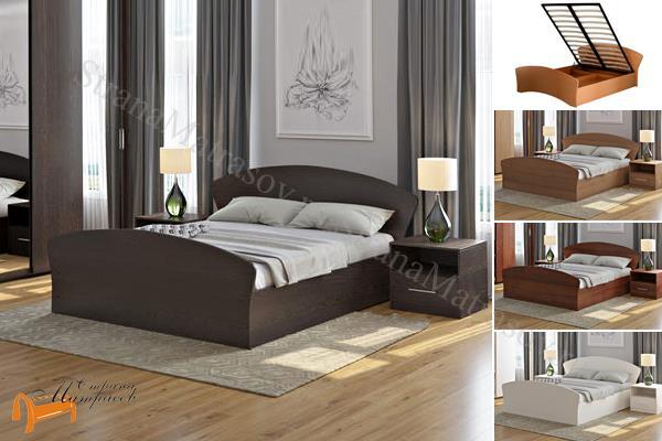 Орматек -  Орматек Кровать Соната  с подъемным механизмом