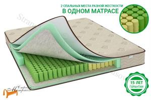 Райтон - Матрас Bio Duo M/P (Medium/Plush) EVS500 2 zone