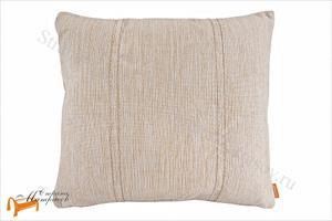Райтон - Подушка декоративная из ткани 43 х 43см