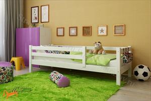 Райтон - Детская кровать Отто 3 с бортиком и основанием