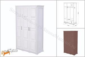 Райтон - Шкаф 3-х дверный Milena (глубина 620 мм)