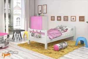 Райтон - Детская кровать Отто 1 с основанием