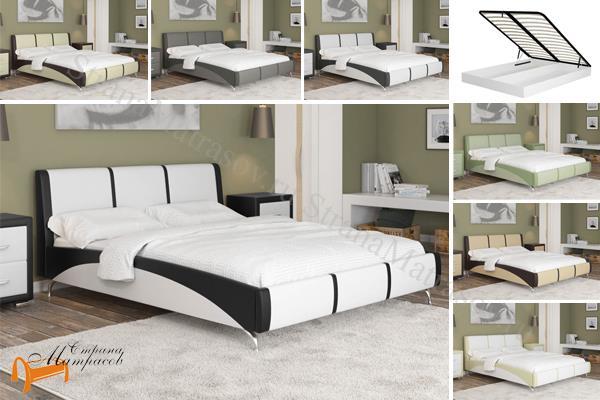 Райтон -  Райтон Кровать двуспальная Nuvola 5 с подъемным механизмом.