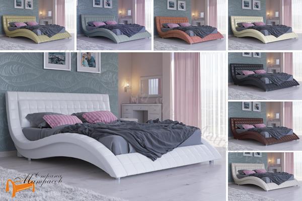 орматек кровать двуспальная атлантико купить в интернет магазине