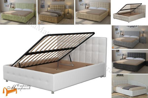 Райтон -  Райтон Кровать Life Box 3 с боковым подъемным механизмом