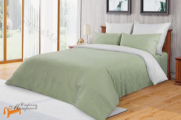 Райтон  Комплект постельного белья Лён - хлопок Alpine. Евро  лён, постельное бельё