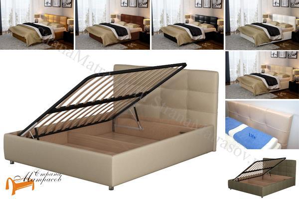 Райтон -  Райтон Кровать Life Box 1 с боковым подъемным механизмом