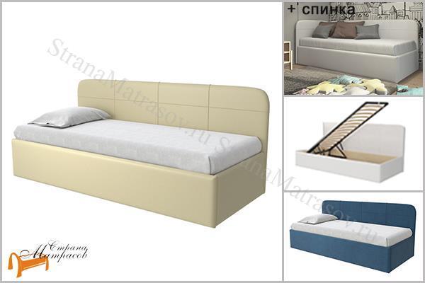 Кровать Райтон Life Junior софа с подъемным механизмом 120х200 - купить в интернет-магазине «Страна Матрасов»