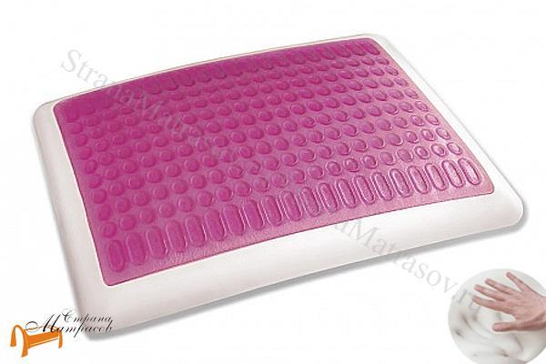 Райтон Подушка ClimatGel Mini 40 х 60см , охлаждающий гель, , с эффектом памяти