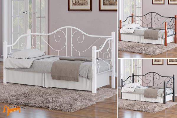 Райтон - детская кровать Райтон (подростковая) Garda 7R - софа с основанием