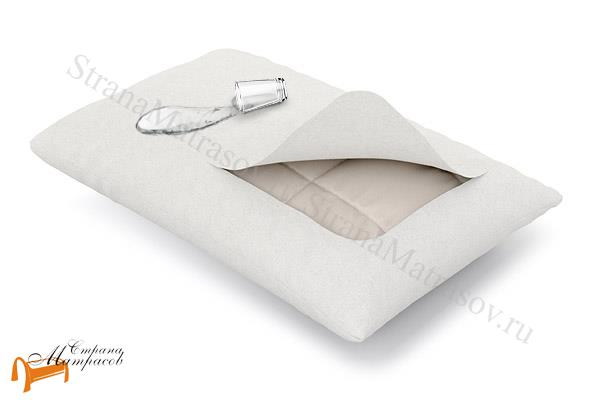 Райтон Наволочка Flora Cedar Maxi 40 x 60 (влагостойкий чехол) , защитная наволочка, для подушек Райтон, из трикотажа, для Flora Alga Maxi