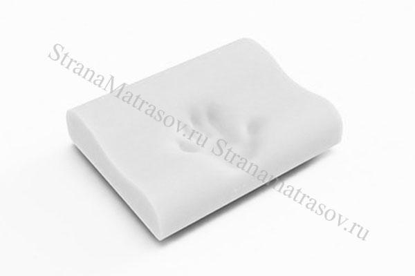 Райтон Подушка детская Синтия 32 x 50см , материал с эффектом памяти, эргономическая форма, Memorix, подростковая, ортопедическая, анатомическая