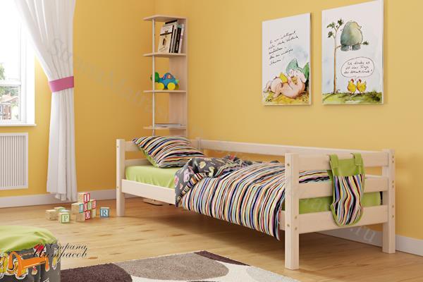 Райтон - детская кровать Райтон Отто 2 со спинкой и основанием