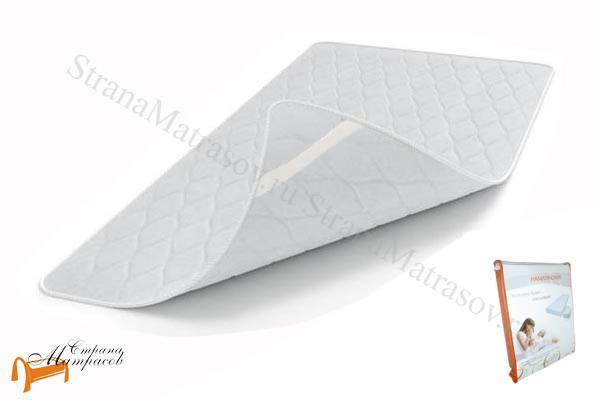 Райтон Наматрасник Эрлан (чехол) хлопковый, РАСПРОДАЖА 140-200 ,чехол, ,гипоаллергенный, дыщащий