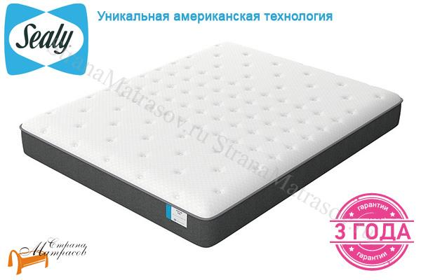 Sealy (США) Матрас Sealy Posture Extra Firm , американский, независимый пружинный блок, матрас с эффектом памяти