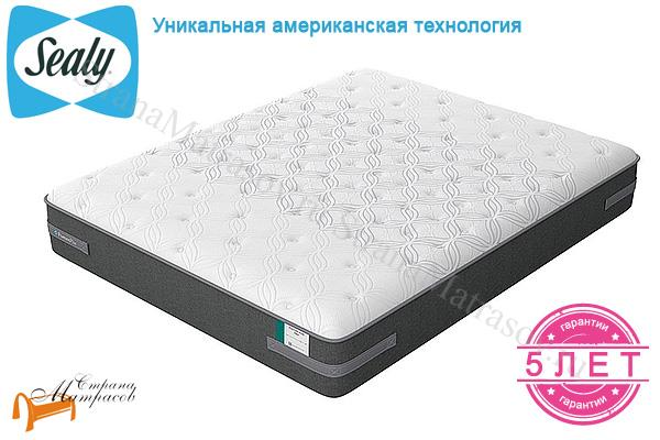 Sealy (США) Матрас Sealy Posture Plus Extra Firm , американский, независимый пружинный блок, матрас с эффектом памяти