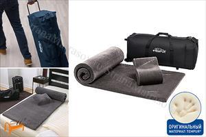 Tempur (Дания) - Подушка для путешествий Travel Set (сумка + матрас + подушка)