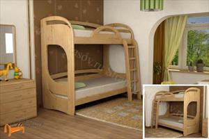 Торис - детская кровать двухъярусная Миа 1