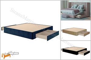 Verda - Основание для кровати Podium c ящиками (55-55см)
