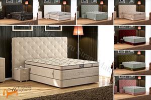 Verda - Кровать Style с основанием Podium M