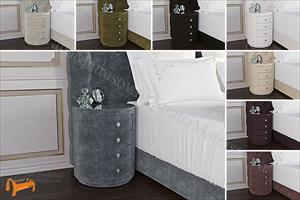 Verda - Тумба прикроватная Classic (4 ящика)