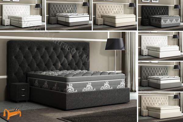Verda (Орматек) -  Verda (Орматек) Кровать Verda Luxe