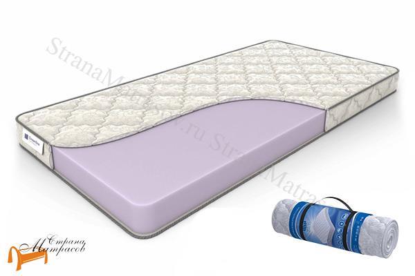 DreamLine Матрас DreamRoll , искусственный латекс, скрутка