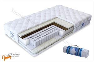 Промтекс-Ориент - Ортопедический матрас Soft Престиж 2 TFK 550