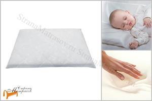 Промтекс-Ориент - Подушка Memory 0+ (для новорожденного)