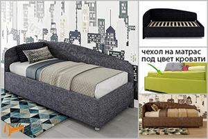Сонум - Кровать Paola L с основанием