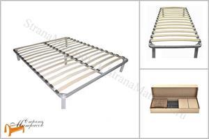 Сонум - Основание для кровати металлическое разборное с ножками