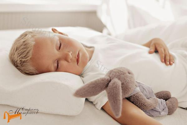Сонум Подушка Miranda 50 х 35 см , эргономическая подушка, меморикс, с эффектом памяти, подростку