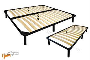 Virtuoz - Основание для кровати Дрим (металлическое с ножками, усиленное)