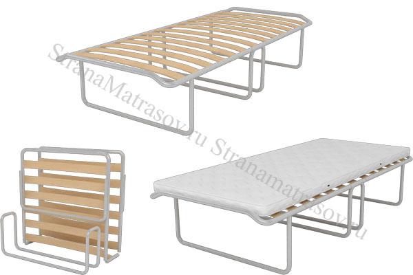 Торис -  Торис Раскладная кровать СИТИ 3 с матрасом повышенной комфортности